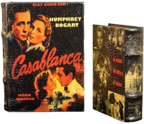 Book Box Casablanca Humphrey Bogart Thumbnail