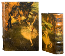 Book Box Degas Ballerinas Thumbnail