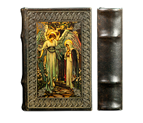 Book Box depicting Two Holy Angels Thumbnail