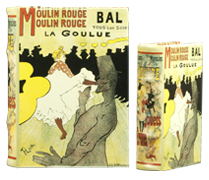 Book-Box-Toulouse-Lautrec-Moulin Rouge-Thumbnail
