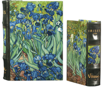 Van Gogh's Irises Book Box
