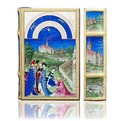 Book-Box, Book of Hours, April