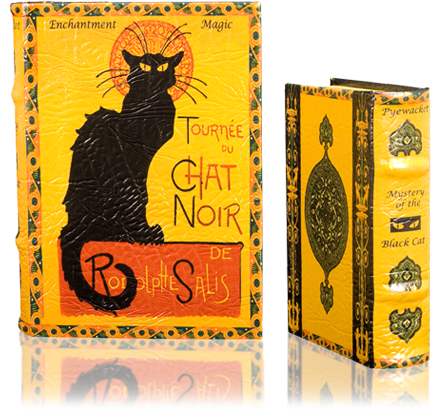 Le Chat Noir Book Box