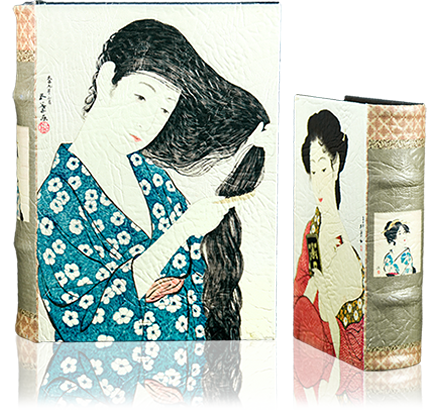 Geisha Book Box