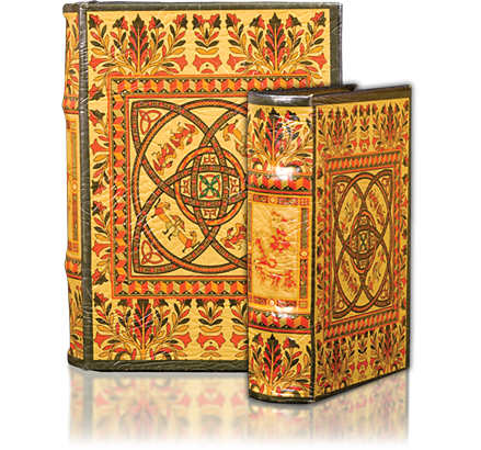 Medieval Celtic Design Book Box Shop