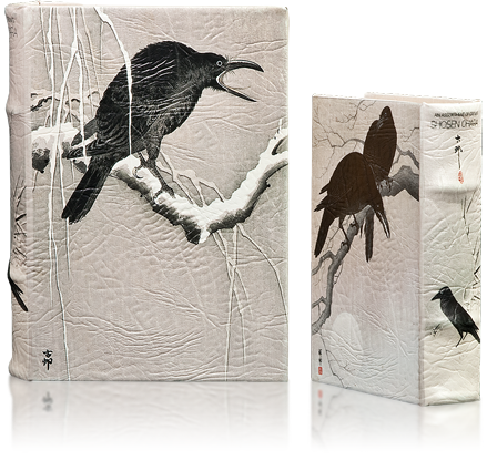 Shoson-Crows-Book-Box-Detail