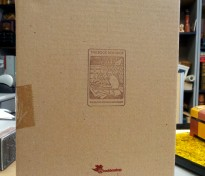 Stamped Book Box Carton - Packaging