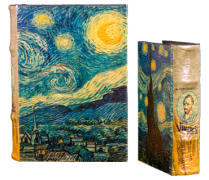 Van Gogh Book-Box Thumbnail